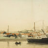 Canons Marsh, c. 1890