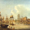 Shipyards on East Wapping