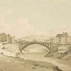 First bridge to cross the New Cut to Bedminster, 1809