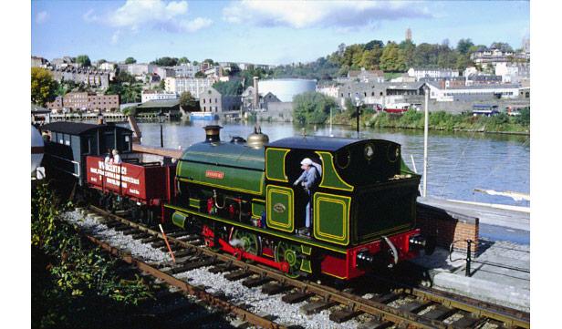 Henbury steam engine