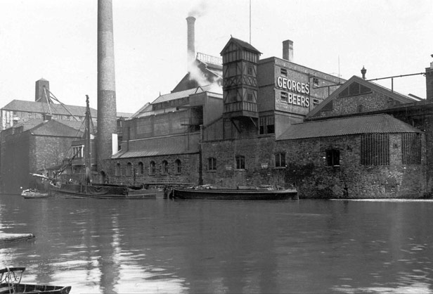 Georges & Co Ltd Brewery Buildings, 20 September 1920