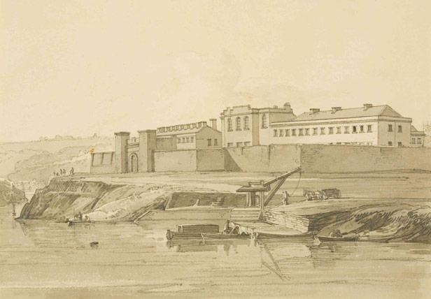 New Gaol