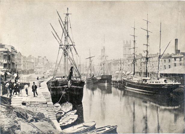 Watershed, 1860