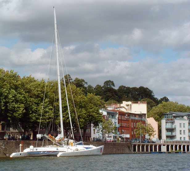 Spirit of Antigua catamaran