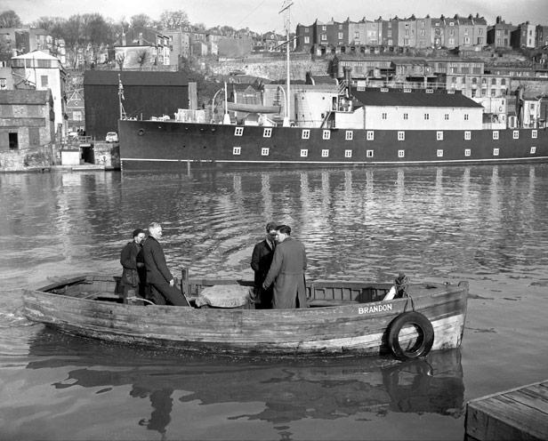 The Mardyke ferry
