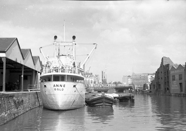 Anne, 1950s